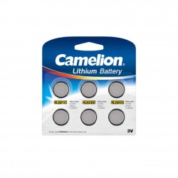 Boton Litio CR1216 3V 5 pcs Camelion