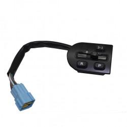Cable Retractil USB a LightningMicroUSB Rojo